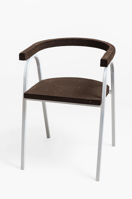 Chair CCK-SD 431 Black cork