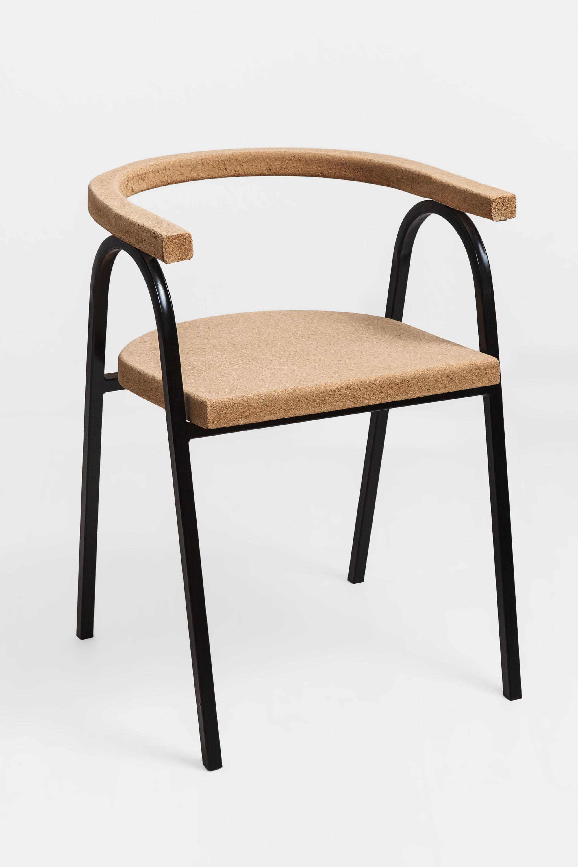 Chair CCK-SD431 Natural cork